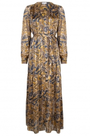 Dante 6 |  Printed maxi dress Arlette | multi   | Picture 1