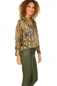 Dante 6 | Blouse with print Collyn | multi  | Picture 6