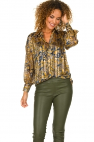 Dante 6 | Blouse with print Collyn | multi  | Picture 5