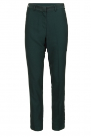 Dante 6 |  Folded trousers Sigourney | green  | Picture 1