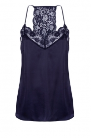 Dante 6 | Top with lace Moanna | blue  | Picture 1