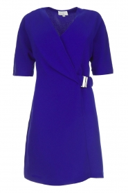 Dante 6 |  Dress with belt detail Pixie | indigo  | Picture 1