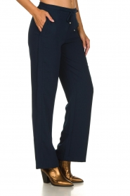 Dante 6 |  Trousers with drawstring Noraly | blue  | Picture 4
