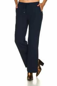 Dante 6 |  Trousers with drawstring Noraly | blue  | Picture 2