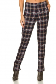 Dante 6 |  Checkered trousers Vato | blue  | Picture 2