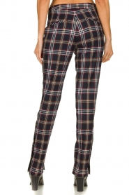 Dante 6 |  Checkered trousers Vato | blue  | Picture 5