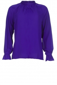 Dante 6 | Blouse Gigi | purple  | Picture 1