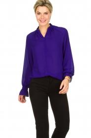 Dante 6 | Blouse Gigi | purple  | Picture 2