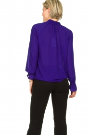 Dante 6 | Blouse Gigi | purple  | Picture 5