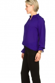 Dante 6 | Blouse Gigi | purple  | Picture 4