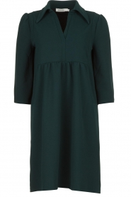 Les Favorites | Dress Nadia | green  | Picture 1