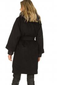 JC Sophie    Two-part coat Burgundy   black    Picture 6