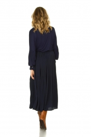 JC Sophie |  Folded maxi skirt Becky | blue  | Picture 4