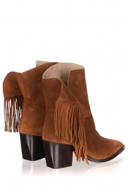 Toral | Suede boots Basket | camel  | Picture 4