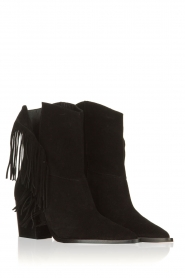 Toral | Suede boots Basket | black  | Picture 3