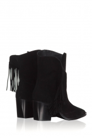 Toral | Suede boots Basket | black  | Picture 4
