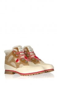Toral |  Leather sneakers Refilla | natural  | Picture 4