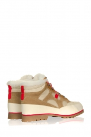 Toral |  Leather sneakers Refilla | natural  | Picture 5