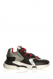 Toral :  Chunky sneakers Plata | black - img4