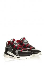 Toral :  Chunky sneakers Plata | black - img5