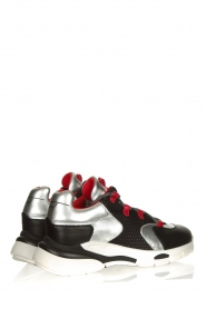 Toral :  Chunky sneakers Plata | black - img6