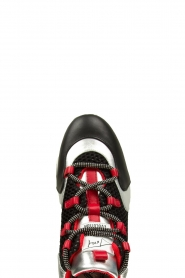 Toral :  Chunky sneakers Plata | black - img7