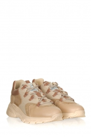 Toral :  Chunky sneakers Bambi | nude - img4