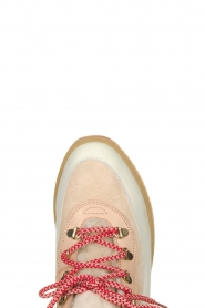 Toral |  Leather sneakers Doma | beige   | Picture 6