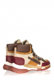 Toral |  Leather sneakers Bordega | multi  | Picture 5