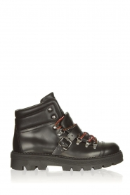 Toral |  Leather hiking boots Florentic | black  | Picture 1