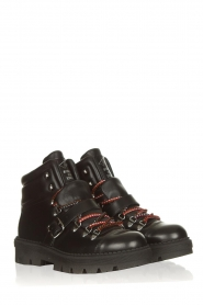Toral |  Leather hiking boots Florentic | black  | Picture 5