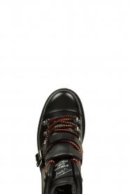 Toral |  Leather hiking boots Florentic | black  | Picture 7