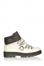 Toral |  Leather hiking boots Florentic | white  | Picture 3