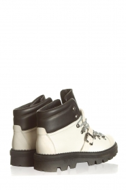 Toral |  Leather hiking boots Florentic | white  | Picture 5
