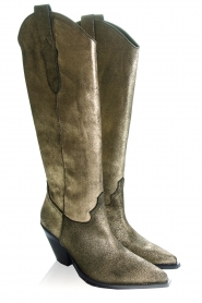 Toral | Leather boots Dore | gold  | Picture 3