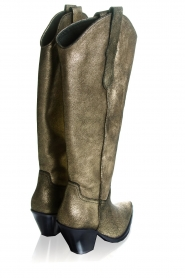 Toral | Leather boots Dore | gold  | Picture 4