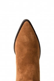 Toral | Suede boots Saar | camel  | Picture 6