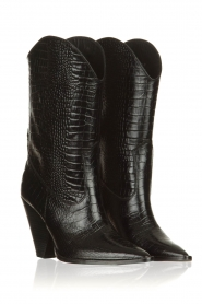 Toral | Leather boots Coco | black  | Picture 3