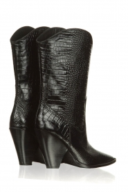 Toral | Leather boots Coco | black  | Picture 4