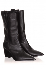Toral | Leather boots Eleseo | black  | Picture 2