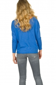 American Vintage |  Basic top Sonoma | blue  | Picture 4