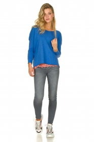 American Vintage |  Basic top Sonoma | blue  | Picture 3