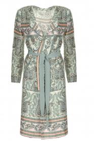 Kocca | Wrapped dress Riley | multi  | Picture 1