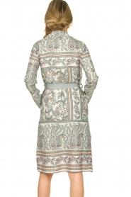 Kocca | Wrapped dress Riley | multi  | Picture 5