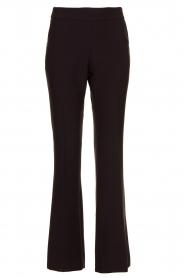 Kocca |  Flared pantalon Yoghi | black  | Picture 1