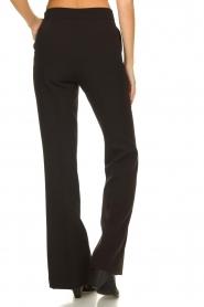 Kocca |  Flared pantalon Yoghi | black  | Picture 5