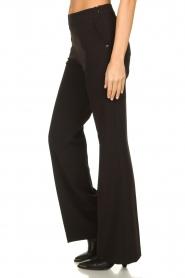 Kocca |  Flared pantalon Yoghi | black  | Picture 4