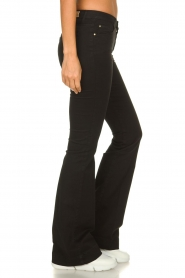 Kocca |  Flared jeans Toshi | black   | Picture 5