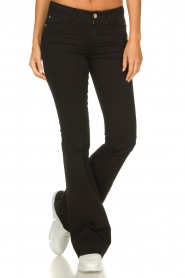 Kocca |  Flared jeans Toshi | black   | Picture 4