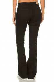 Kocca |  Flared jeans Toshi | black   | Picture 6